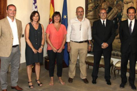 El Govern y los Consells acuerdan «un frente común» para reclamar mejoras en Madrid