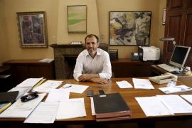 Barceló: «Al Gobierno le va bien que haya conflicto entre regiones por la financiación»
