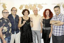 Exposición de joyas de Joan Manresa en Art Mallorca