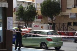 Detienen al hombre que se había atrincherado en un bar de Vélez-Málaga