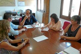 El Consell acelerará la aprobación de las Normas Subsidiarias de Andratx