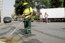 Emaya mantendrá el servicio de limpieza en profundidad de los barrios