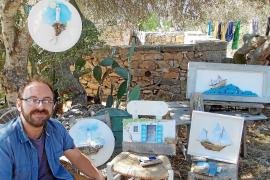 Fran Lucas: «Mi idea es la de una Formentera flotante que te atrapa»