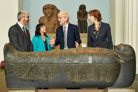 Palma acoge una exposición del 'British Museum' sobre la antigua Grecia