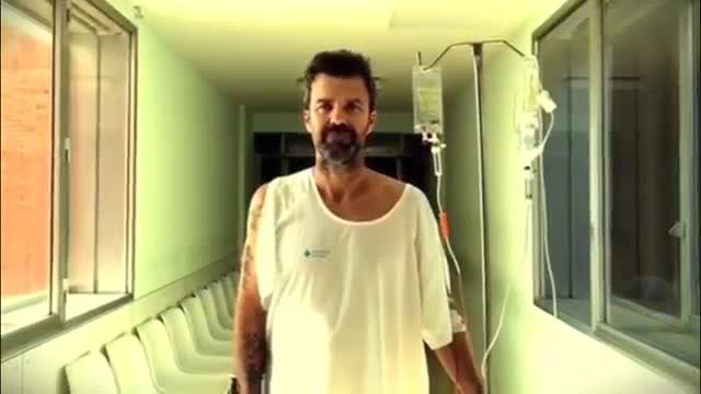 Un cáncer de colon obliga a Pau Donés a anular toda la gira de Jarabe de Palo