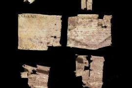 El Arxiu del Regne recupera su documento más antiguo