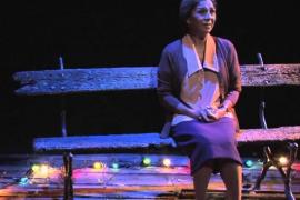Lolita protagoniza 'La Plaza del Diamante' en Alcúdia
