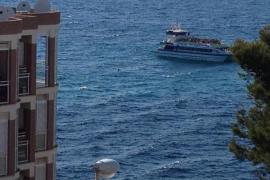 Escandalo en el mar