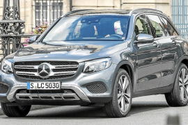 Mercedez Benz GLC