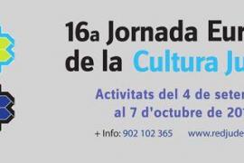 XVI Jornada Europea de la Cultura Judía