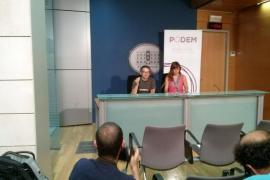 Podemos destina 6.127 euros de los sueldos de sus cargos a proyectos sociales