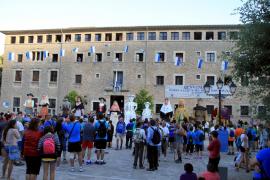 La Pujada a Lluc de la Part Forana espera a 10.000 peregrinos