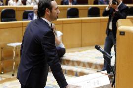 Bauzá será vocal en las comisiones de Economía, Industria y CCAA del Senado