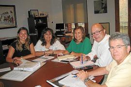 El Consell se compromete a realiza la ronda de Algaida en el 2016