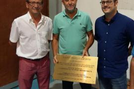 Marratxí retira las placas en las que aparece el nombre de Jaume Matas