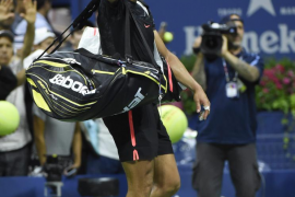 Nadal, eliminado en la tercera ronda del US Open