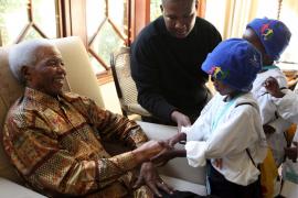 El mundo celebra hoy por primera vez el Día de Nelson Mandela