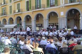 La Banda Municipal de Música de Palma abre el curso musical