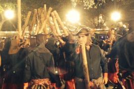 Santa Margalida vive su tradicional desfile de la Beata