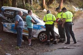 La muerte de una niña eleva a siete los  fallecidos en el Rally de A Coruña