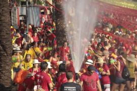 'Canamunt vs Canavall', el inicio de una fiesta popular de verano en Palma