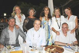 Cena de verano del Rotary Club Mallorca