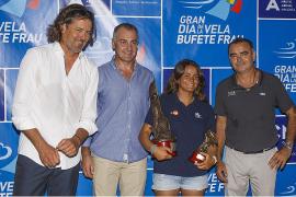 Entrega de trofeos del Gran Día de la Vela Bufete Frau