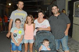 Fiestas en Sant Joan