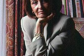 Muere Elena Arnedo, primera mujer de Miguel Boyer
