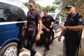 Macrorredada contra el tráfico de droga en La Vileta