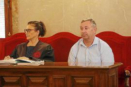El policía acusado de matar a una mujer en Eivissa: «Tengo un sospechoso del crimen»