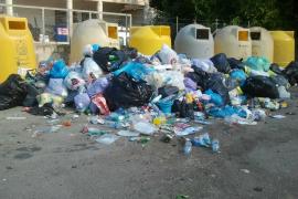 El Ajuntament de Montuïri promete solucionar los problemas de salubridad del punto verde