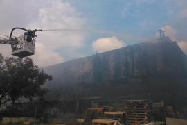 Se incendia una lavandería industrial sin dejar heridos en Muro