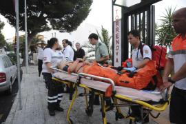 Accidente Magaluf