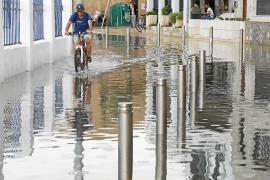 Récord de lluvias en Palma