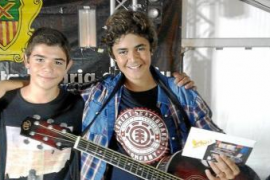 Marc y Juanjo, un dúo con un gran futuro por delante