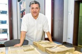 Andreu Carles López Seguí: «Hay que difundir mucho más nuestra historia y patrimonio porque nadie ama lo que no conoce»