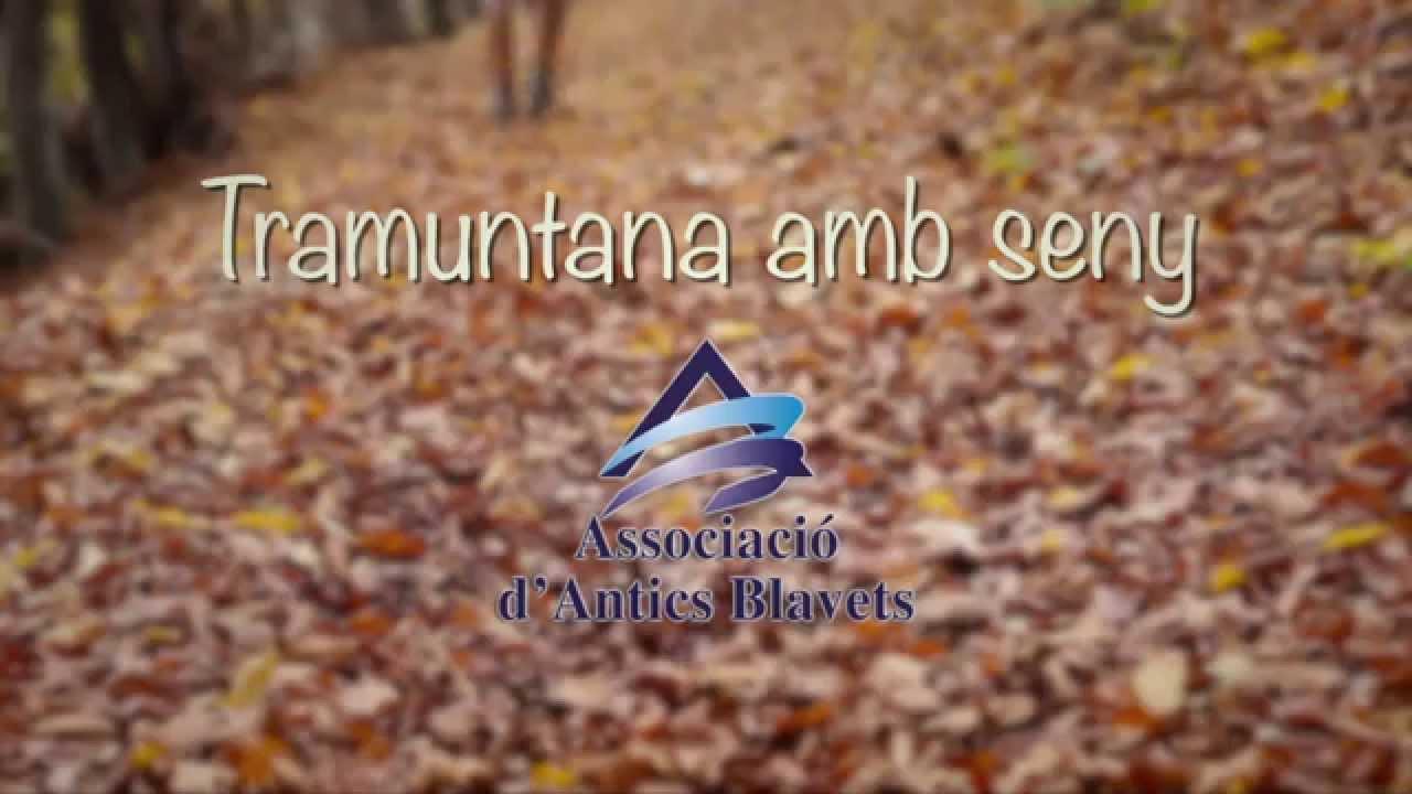 Los Antics Blavets de Lluc invitan a gozar de la Serra de Tramuntana con 'seny'