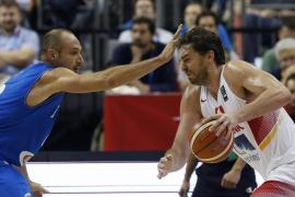 Pau Gasol: «Este grupo no tiene el mismo talento de baloncesto que otros años»