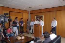 Calvià ofrece 10 viviendas para vecinos con dificultades «extremas» y refugiados