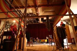 'De gegants', marionetas en el Teatre Sans