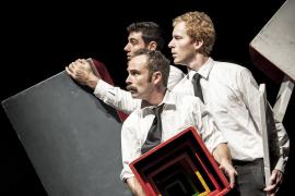 La danza de 'Encoure une heure si courte' recala en el Teatre Principal