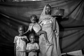 Una mirada sobre la vida de los refugiados en 'The most important thing. Retratos de una huida'