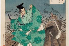 Anglada-Camarasa y el arte japonés en el CaixaForum
