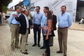 Asima reclama impulsar los polígonos de Son Castelló y Can Valero como los «grandes motores» económicos