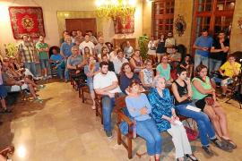 La reforma de una plaza del Port de Sóller indigna a los vecinos de la barriada