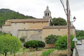 La iglesia de Randa clama una intervención urgente para frenar su constante deterioro