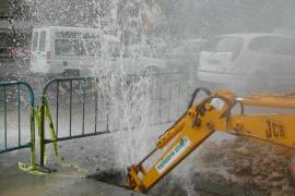 Los palmesanos pagan cada año 20 millones de euros por canon de agua