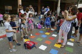 El curso escolar arranca con un aumento de 2.821 alumnos y de 364 profesores