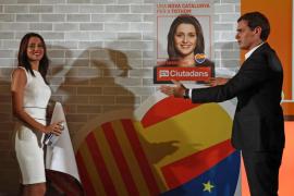 Rivera: «Dejar de ser español no es un proyecto, es una obsesión de Mas»